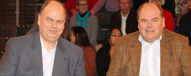 """Peter und Walter Kohl zu Gast bei """"Markus Lanz"""""""