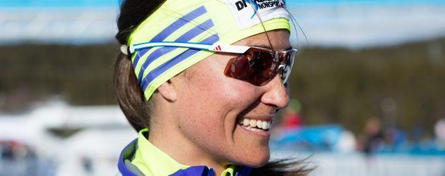 Pippa Middleton beim Birkebeinerrennet Skirennen in Norwegen