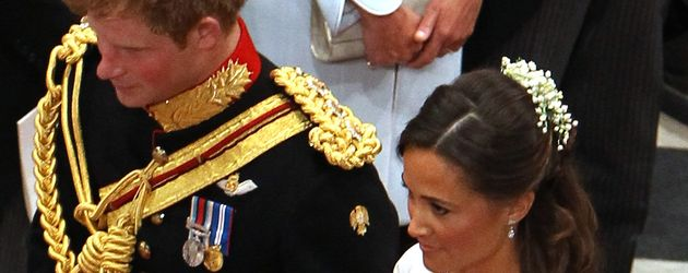 Prinz Harry und Pippa Middleton