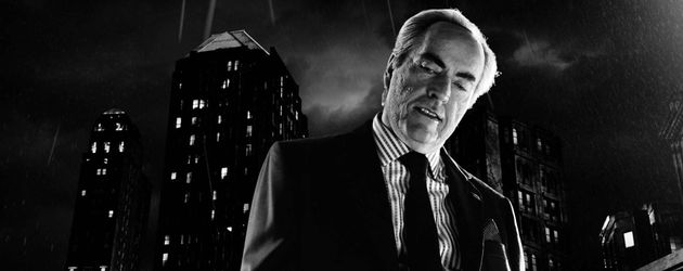 "Schauspieler Powers Boothe in ""Sin City"""