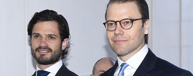 Prinz Carl Philip von Schweden und Prinz Daniel von Schweden