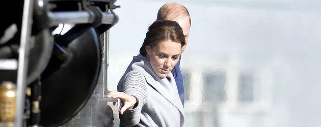 Prinz William und Herzogin Kate bei ihrem Staatsbesuch in Kanada