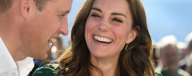 """Prinz William und Herzogin Kate beim """"Taste of BC""""-Event in Kanada"""