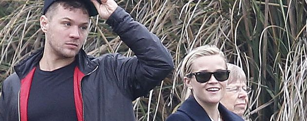 Reese Witherspoon und Ryan Phillippe