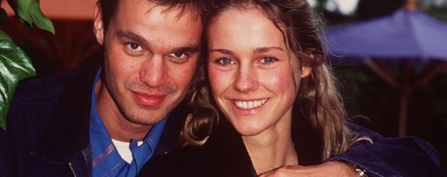 Rhea Harder und Raphael Schneider bei GZSZ