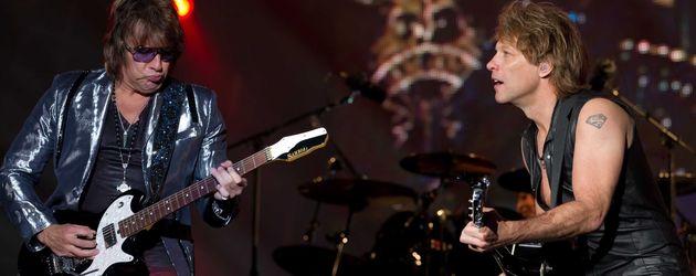 Jon Bon Jovi und Richie Sambora