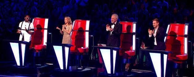 Kylie Minogue, Tom Jones und Will.i.am