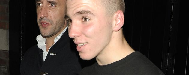 Rocco Ritchie in NYC