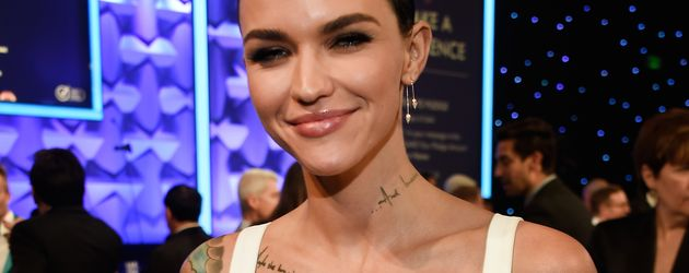 Ruby Rose bei den GLAAD Media Awards