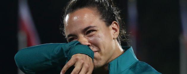 Rugby-Spielerin Isadora Cerullo