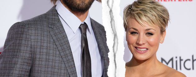 Ryan Sweeting und Kaley Cuoco