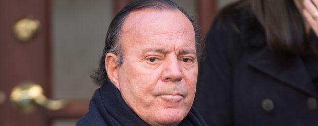 Schmuse-Sänger Julio Iglesias
