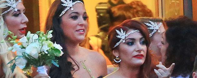 Deena Nicole Cortese und Sammi Giancola