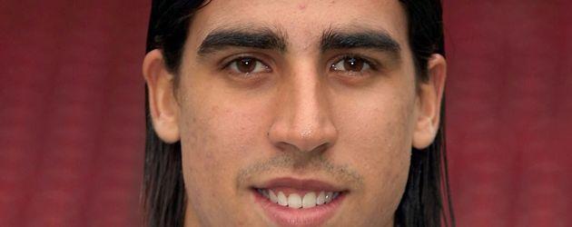 Sami Khedira im Jahr 2007