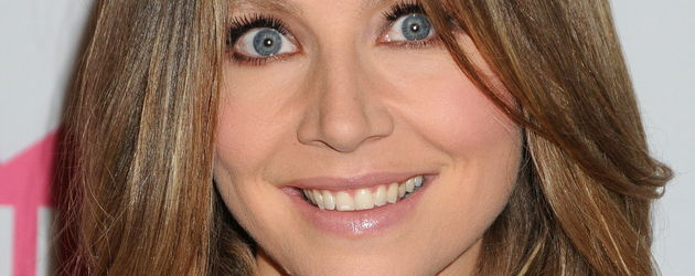 Sarah Chalke dunkleres Haar
