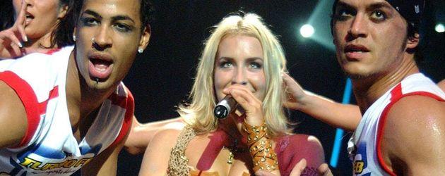 Sarah Connor im Jahr 2002