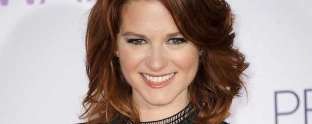 Sarah Drew auf den People's Choice Awards in Los Angeles 2016
