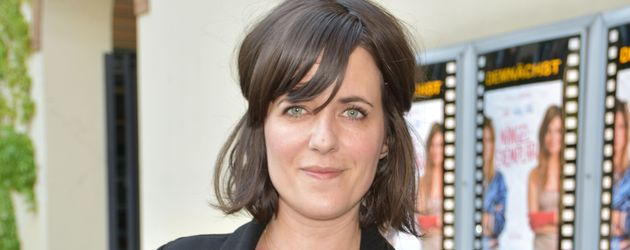 """Sarah Kuttner bei der """"Mängelexemplar""""-Premiere in der Kulturbrauerei, Berlin"""