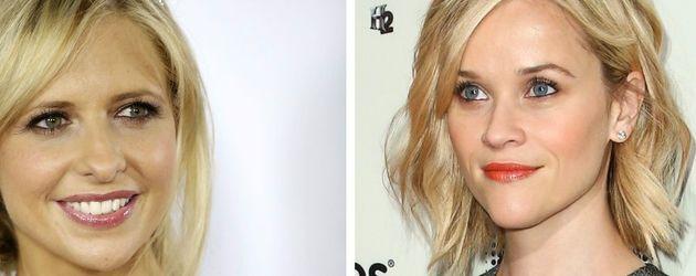 Sarah Michelle Gellar und Reese Witherspoon