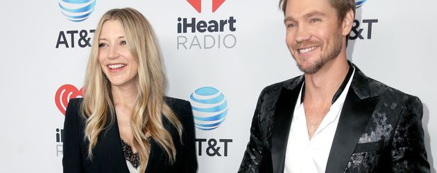 Sarah Roemer und Chad Michael Murray beim iHeartCountry Festival 2017