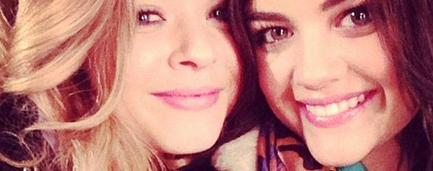 Lucy Hale und Sasha Pieterse