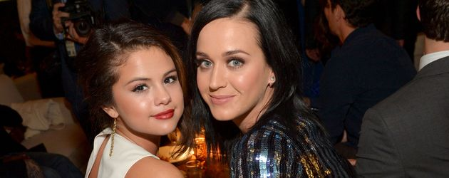 Selena Gomez und Katy Perry