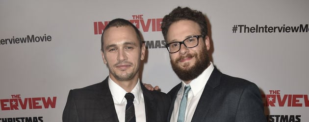 James Franco und Seth Rogen