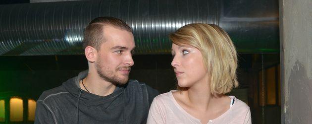 Eric Stehfest und Iris Mareike Steen