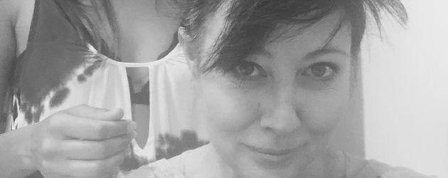 Shannen Doherty während ihrer Krebserkrankung