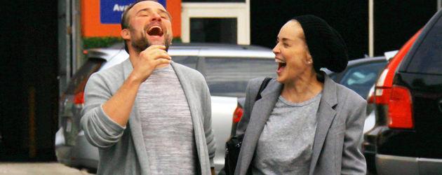 Sharon Stone und David DeLuise