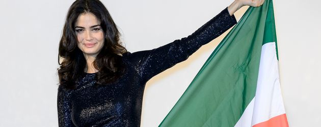 """Shermine Shahrivar beim Photocall zu """"Deutschland tanzt!"""""""