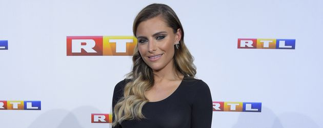 "Sophia Thomalla auf dem ""Photocall RTL""-Event in Hamburg"