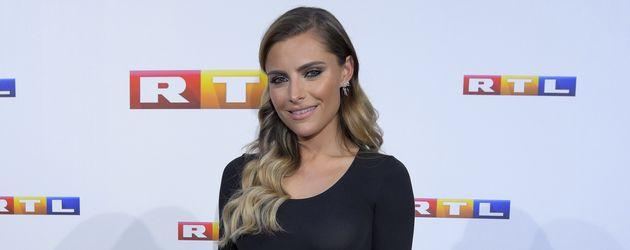 "Sophia Thomalla auf dem ""Photocall RTL""-Event in Hamburg"