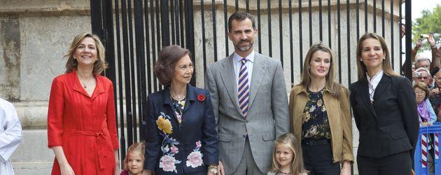 Prinz Felipe von Spanien und Cristina von Spanien