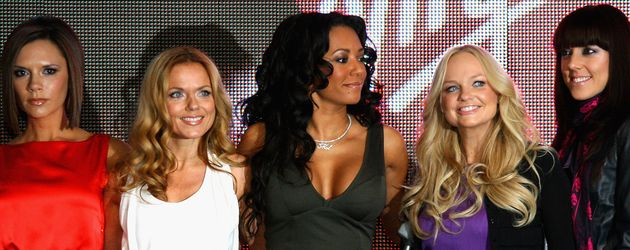 Spice Girls bei der Victoria's Secret Show 2007