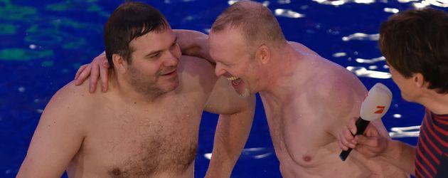 Stefan Raab und Elton