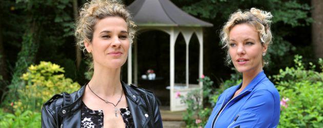 Birte Wentzek und Melanie Wiegmann