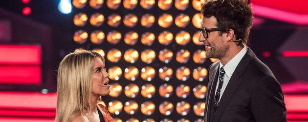 """Sylvie Meis und Daniel Hartwich in der achten Show von """"Let's Dance"""""""
