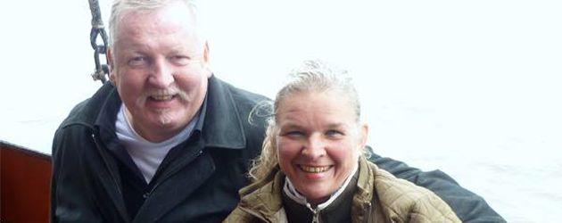 Tamme Hanken mit seiner Frau Carmen