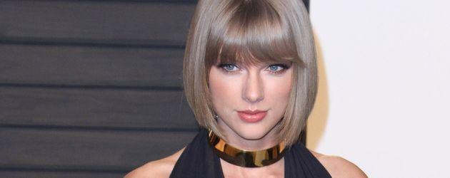 Taylor Swift bei der Vanity Fair Oscar Party