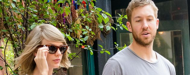 Taylor Swift und Calvin Harris