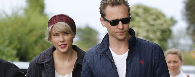 Taylor Swift und Tom Hiddleston im Juni 2016