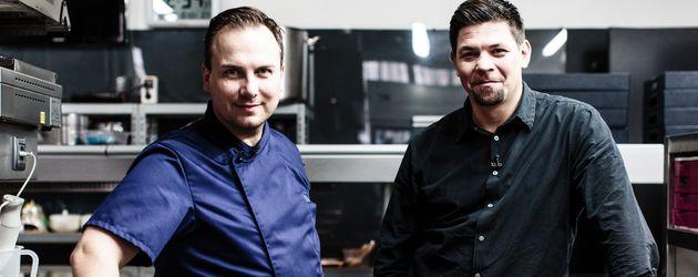 Tim Mälzer und Tim Raue
