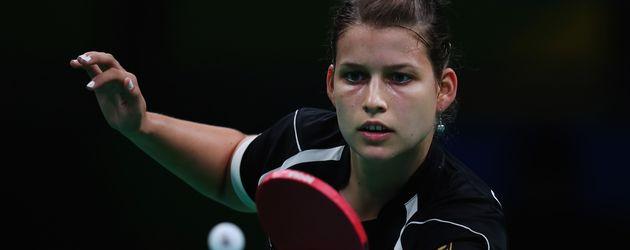 Tischtennis-Spielerin Petrissa Solja