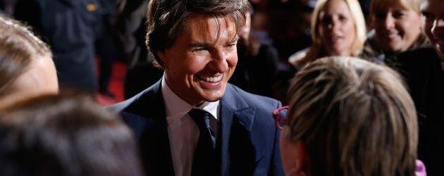 """Tom Cruise bei der Europapremiere von """"Jack Reacher 2"""""""