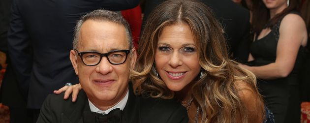 Tom Hanks und Ehefrau Rita Wilson