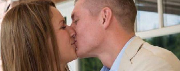 Toni Kroos und Jessica heirateten 2015