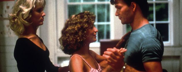 Patrick Swayze, Dirty Dancing, Jennifer Grey und Cynthia Rhodes