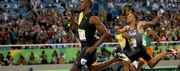 Sprint-Star Usain Bolt
