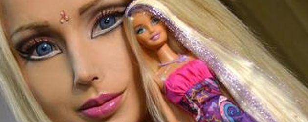 schminken wie barbie